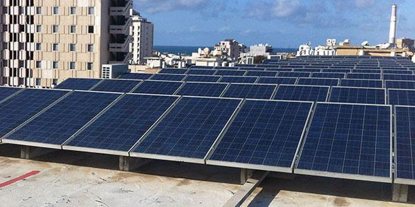 גגות סולארים